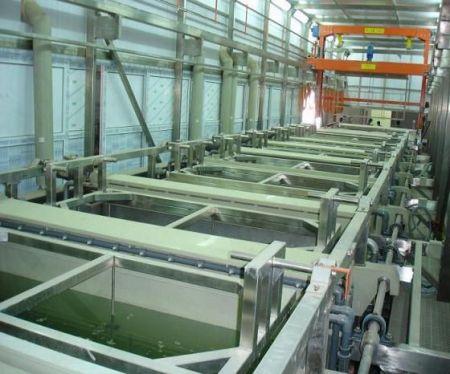 铝管全自动bob官方下载链接生产线,龙门式铝bob官方下载链接线